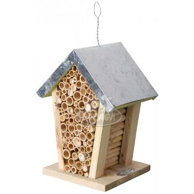 Il mondo in un giardino il riposo della coccinella for Costruttore di casa gratuito