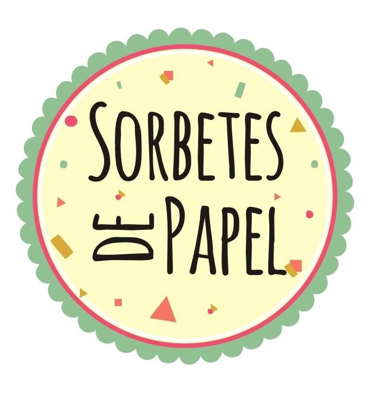 Sorbetes de papel Rosario