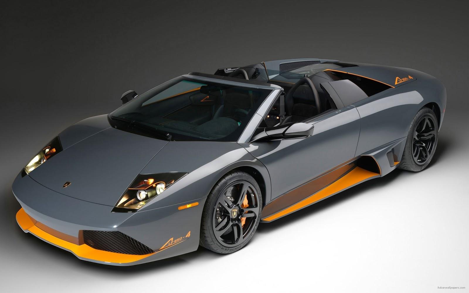 HD Lamborghini Murcielago Wallpaper