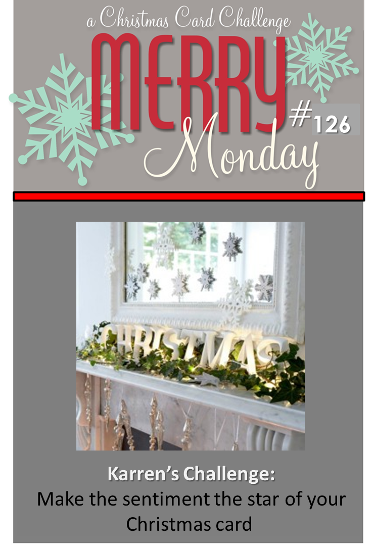 sweet n spiffy merry monday 126 shining sentiments