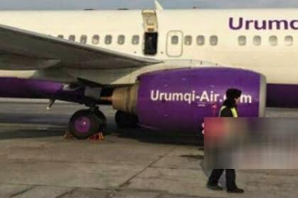 Hendak Lepas Landas, Penumpang Buka Pintu Darurat Pesawat