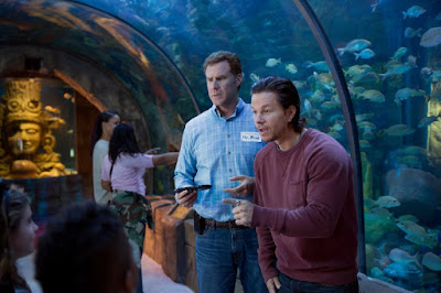 Mark Wahlberg and Will Ferrell star in Daddy's Home