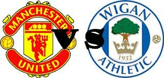 Tebak Gol - Prediksi Wigan vs Manchester United 12 April 2012