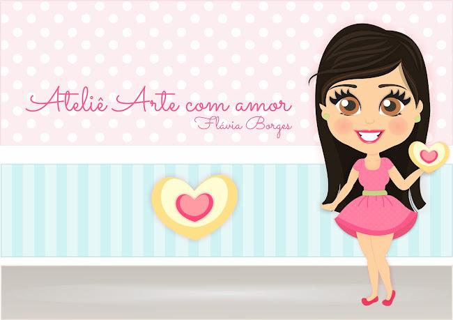 Ateliê Arte com amor