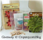 Crop Stop Giveaway ends May 24