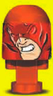 Daredevil, comics, toys, Marvel super-hero