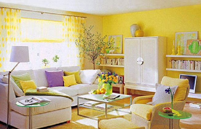 Pintura y madera lleg la primavera a tu hogar - Programa para amueblar casa ...