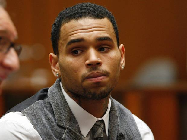 Chris Brown HairStyle (Men HairStyles) - Men Hair Styles ...