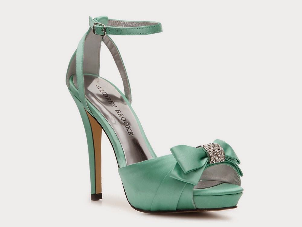 The Hunt Finds: Tiffany Blue Heels