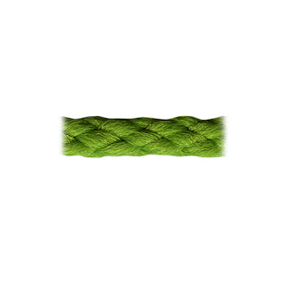 Find Lime Bonnie Braid at Macrame Super Store.com!
