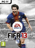 Free Download Game FIFA 13 Full Version For PC