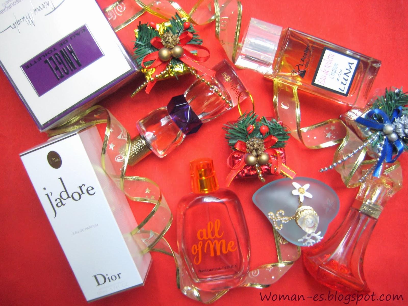 Woman ideas de regalos navide os para mujer - Ideas para regalos navidenos ...