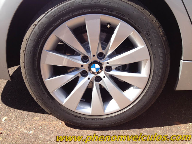 2013 BMW 320i - rodas