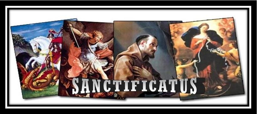 Sanctificatus - o seu portal católico
