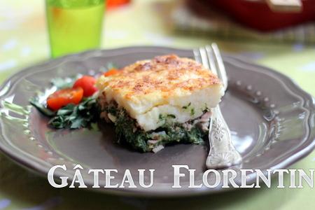 Recette Gâteau Florentin