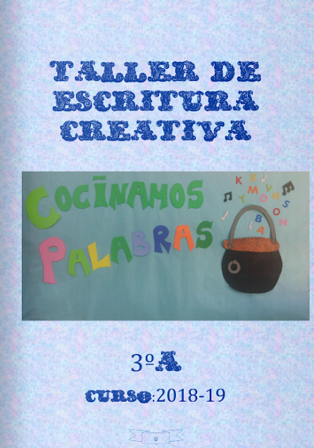 TALLER DE ESCRITURA CREATIVA (3º A)