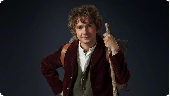 Hobbit Week Bilbo