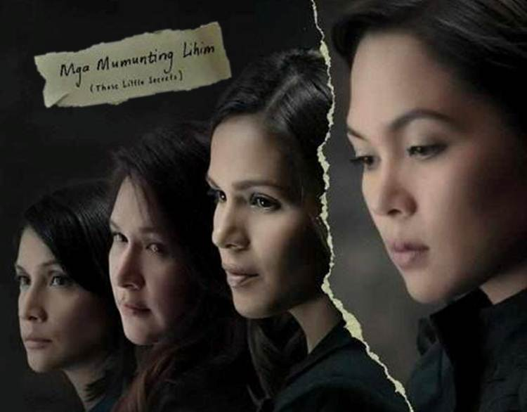 Mga Mumunting Lihim – Judy Ann Santos – Full Movie