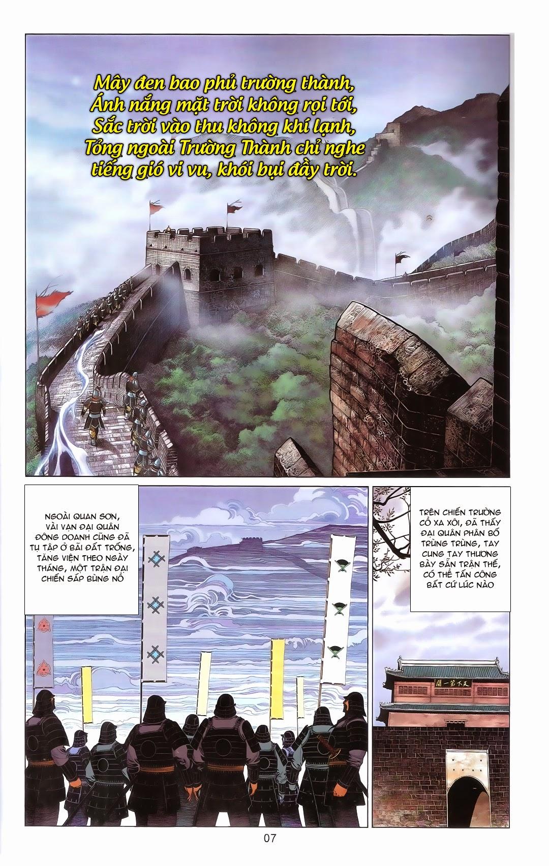 Phong Vân chap 667 Trang 9 - Mangak.info