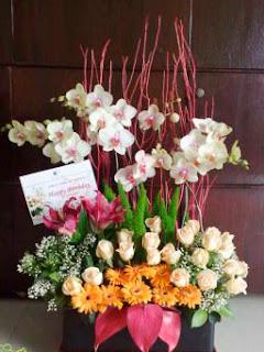 Rangkaian Bunga Segar yang Cocok untuk Pacar
