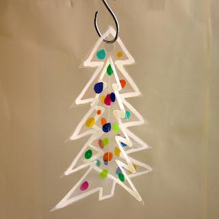 Josara Design 3D Suncatcher Christmas Trees