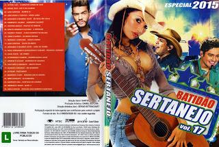 DVD Batidão Sertanejo – Vol.17 (2015)