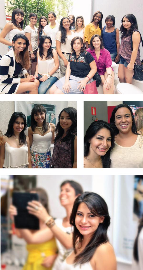 Clube das blogueiras, Barbara Urias, mês da beleza, Araújo