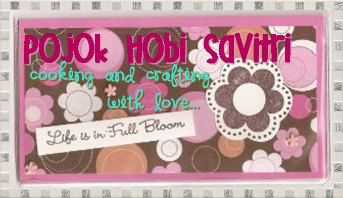 Pojok Hobi Savitri