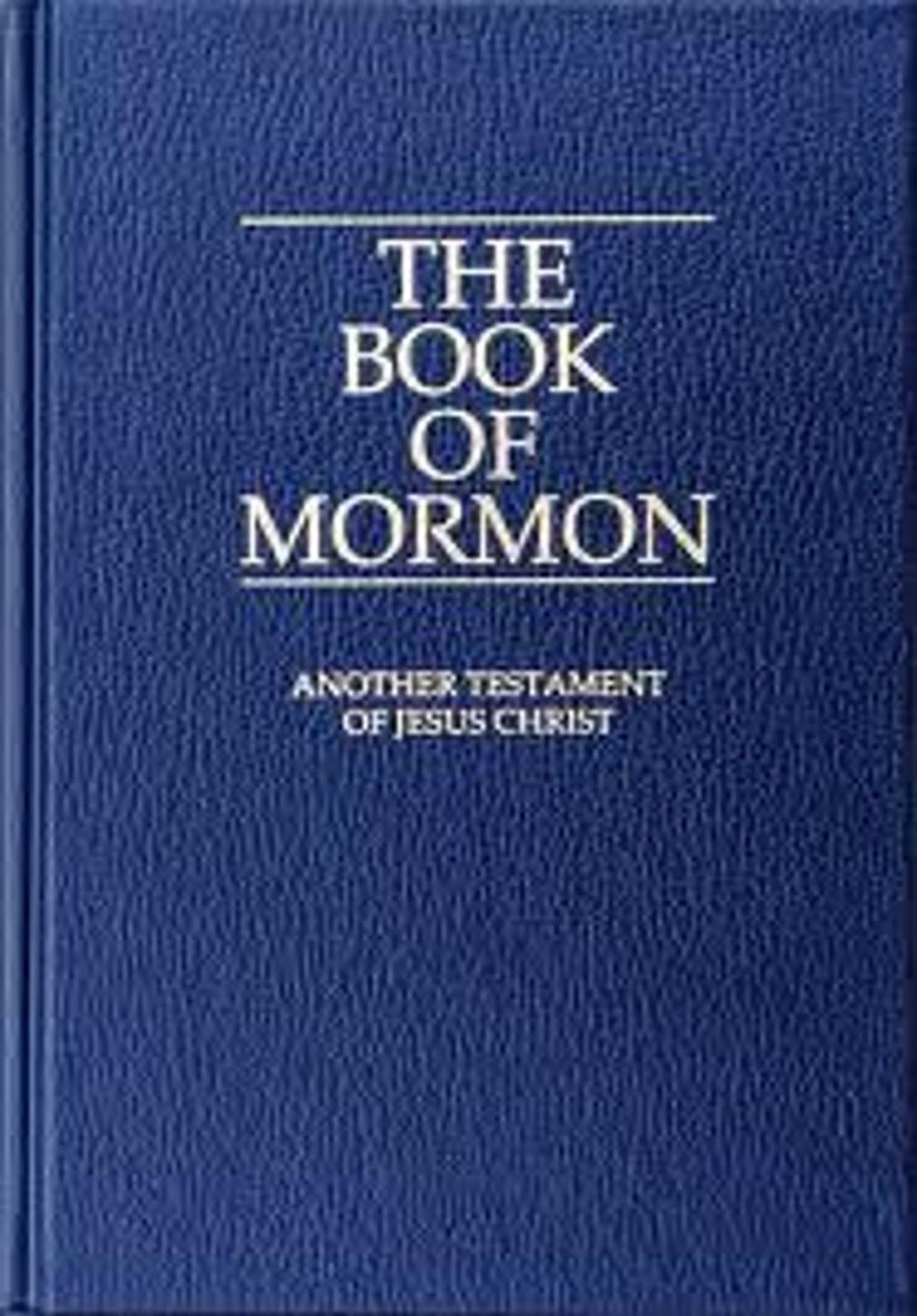 BOOK OF MORMON, D and C, JESUS THE CHRIST, ARTICLES OF FAITH- Temple Emblem 4 Books