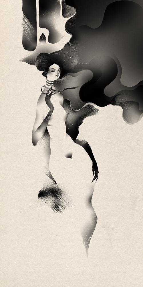 ©Nguyen Thanh Nhan. Thieu Nu. Ilustración | Illustration