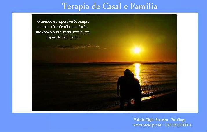 Terapia de Casal e Família