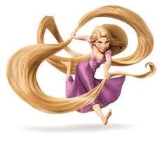 dongeng bahasa Inggris Rapunzel wanita rambut pirang