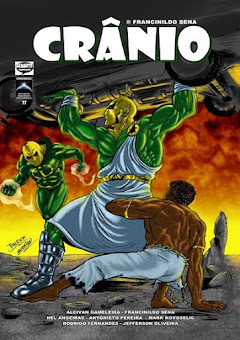 CRÂNIO N°11 ( Senarte Quadrinhos )