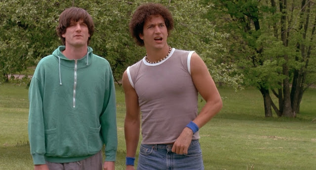 Wet Hot American Summer style