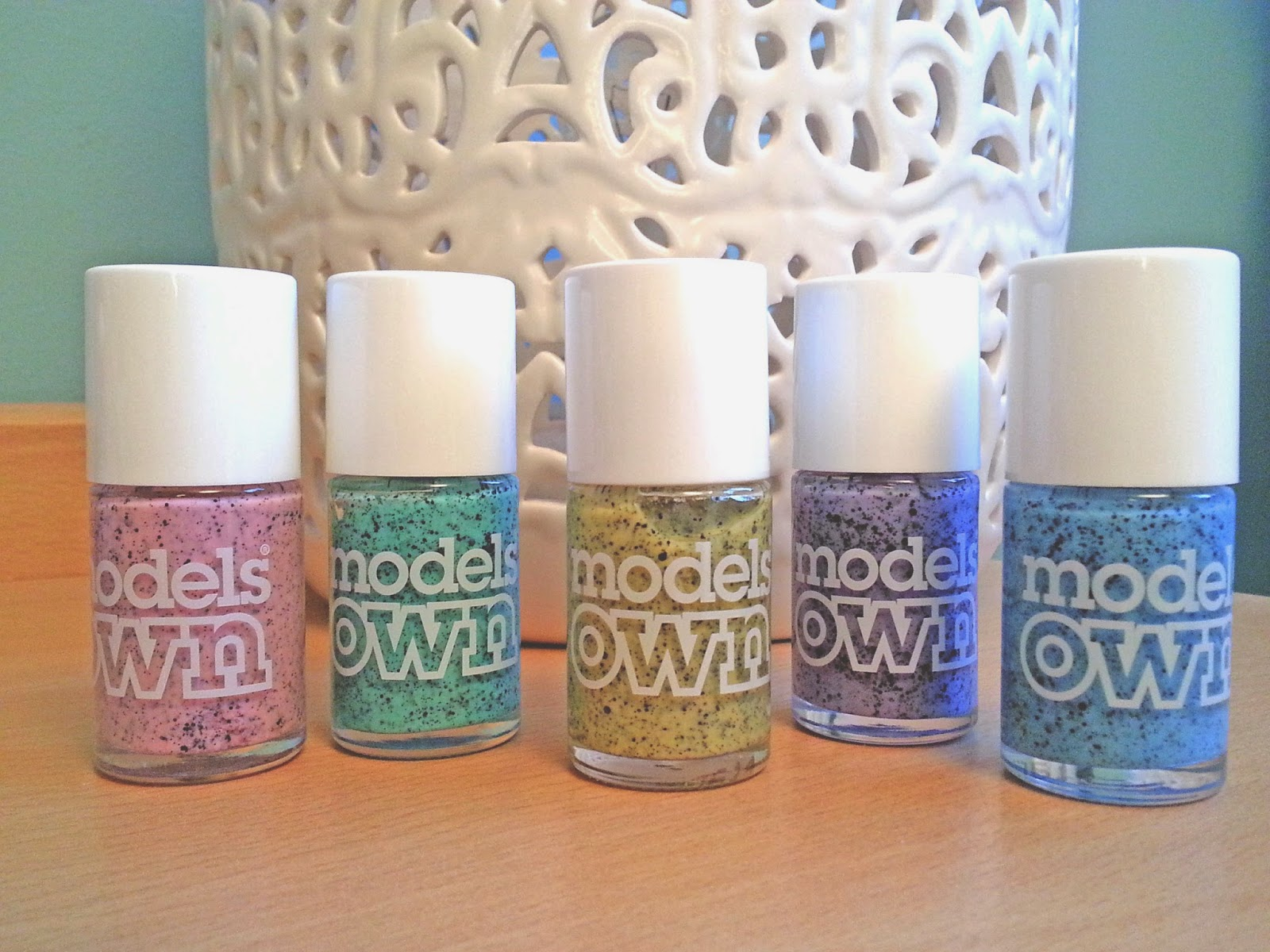 Models Own Speckle Collection Swatch Review