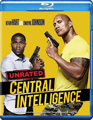 Central intelligence 2016 Unrated Dual Audio 720p BRRip 600MB HEVC x265