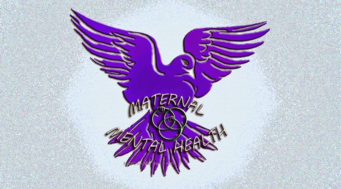 Maternal Mental Health Symbol, Natachia Barlow Ramsey, Postpartum Psychosis, Suicide, Maternal Mental Health, Psychotic, Depression