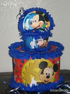 Piñatas Mickey Mouse para Fiestas Infantiles
