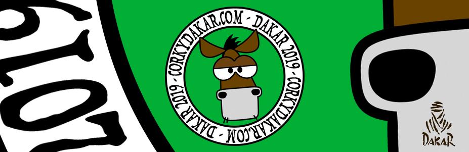 Corky Dakar 2019