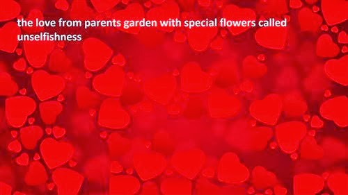 Best Valentine's Day 2014 Poems For Parents From Child