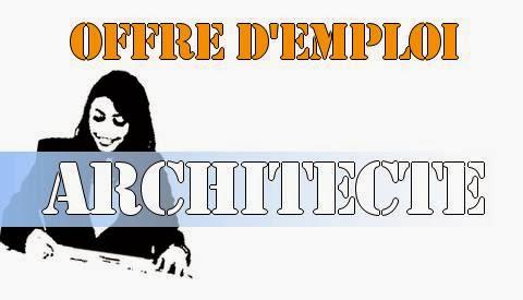 offre d 39 emploi architecte du b timent midi pyr n es france. Black Bedroom Furniture Sets. Home Design Ideas