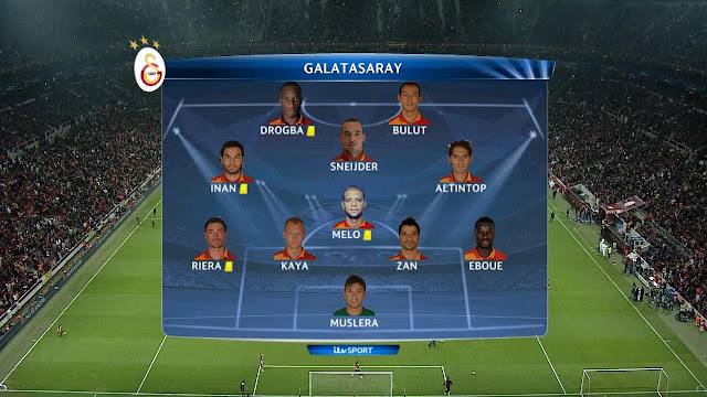 Galatasaray v Real Madrid