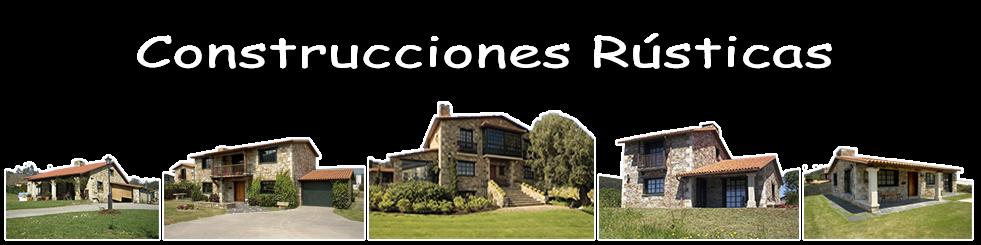 Construcciones r sticas gallegas casa en redes for Construcciones rusticas