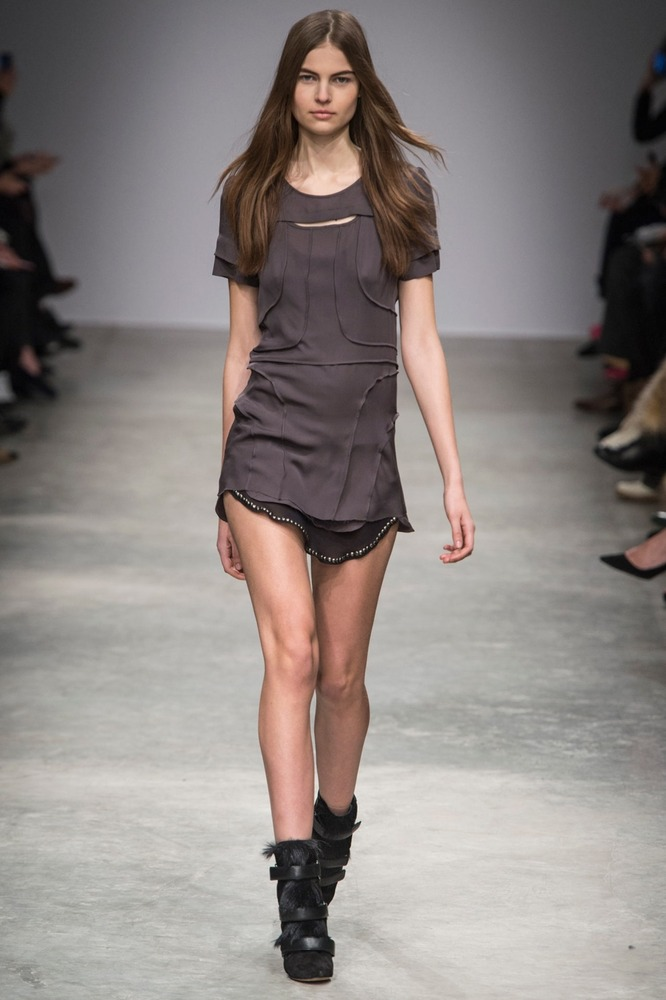 Isabel Marant Fall Winter Outfits 2013 14