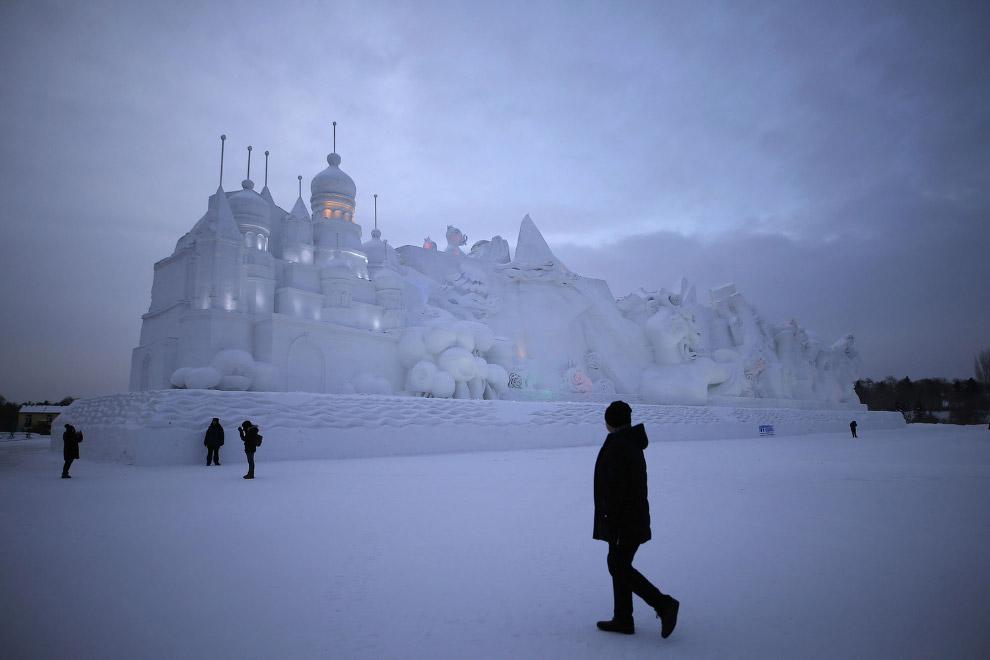 Международный фестиваль льда в Харбине