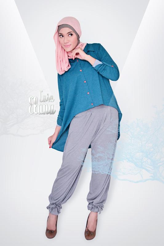 Busana Muslimah Trend Busana Woman Clothing Busana