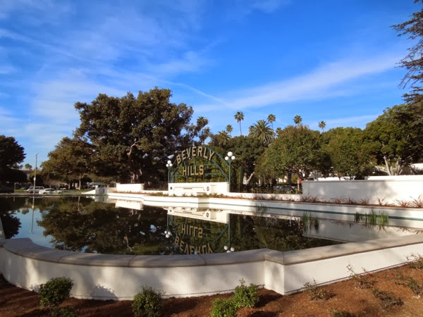2014 Beverly Hills Lily Pond