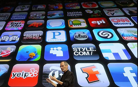 Usuarios de Apps en México