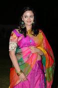 Malavika nair photos in half saree-thumbnail-13