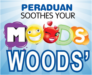 Peraduan 'Soothes Your Moods' Woods' Peppermint Lozenges